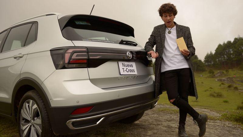 T-Cross, la camioneta es puesta a prueba en capítulo de Volkswagen Series