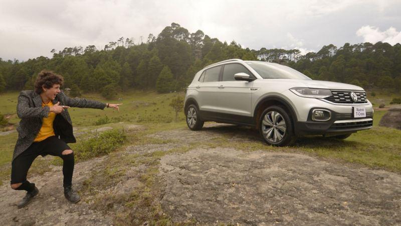 VW Series - Capítulo sobre T-Cross, la SUV espaciosa.