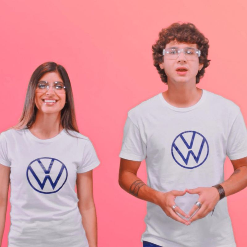 Santi y Scar de Volkswagen Series - Rompe con nosotros los mitos sobre nuestros carros