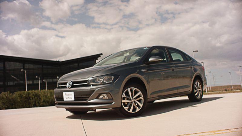 Rines en aluminio presentes en Virtus 2021 - VW Series