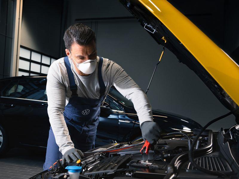 Servicios de Mantenimiento Volkswagen - Conoce el servicico que tu auto VW necesita