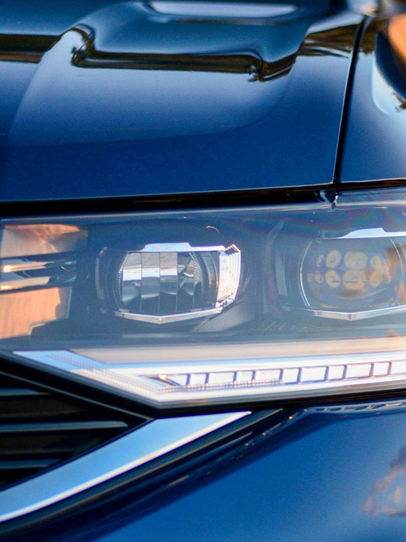 Faros full LED Nuevo T-Cross Volkswagen