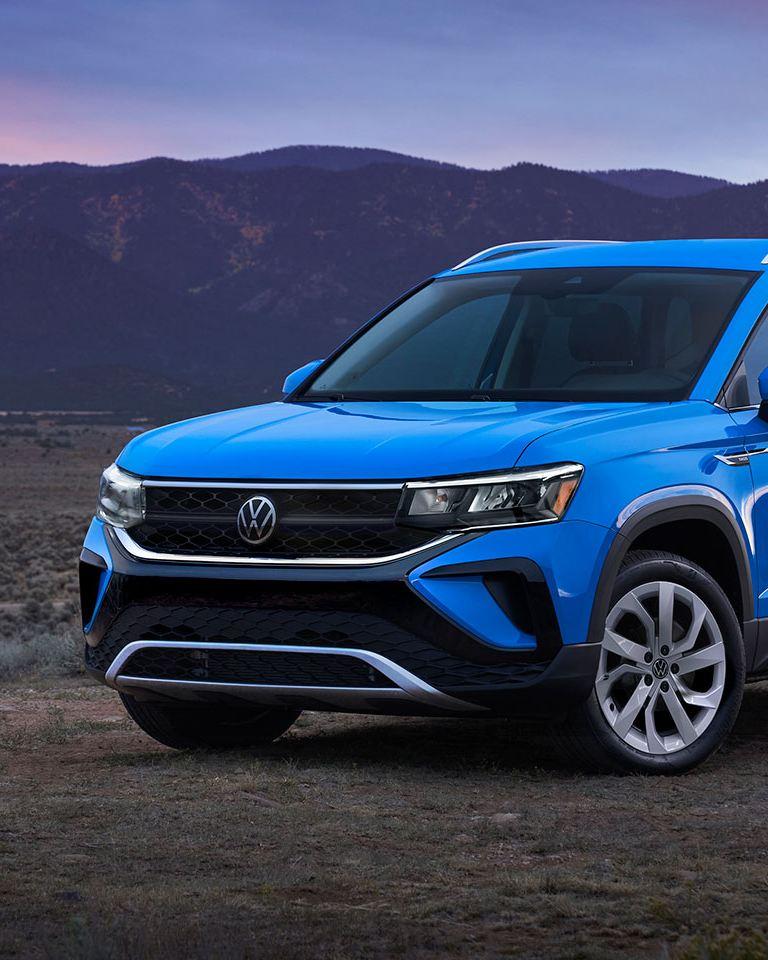Nuevo Taos 2021 - Aparta en línea tu SUV compacto de Volkswagen