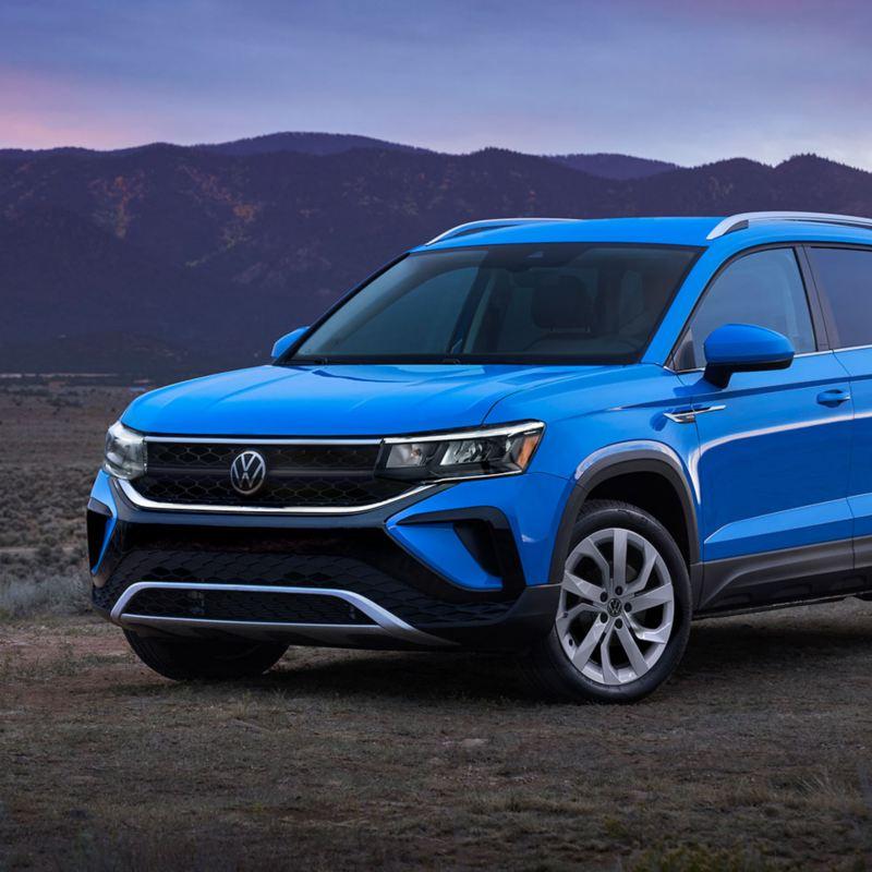 Nuevo Taos 2021 - SUV compacto de Volkswagen