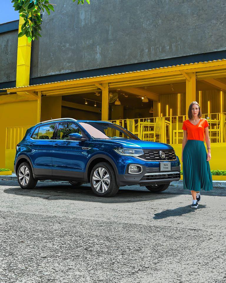 Nuevo T-Cross 2020 de Volkswagen