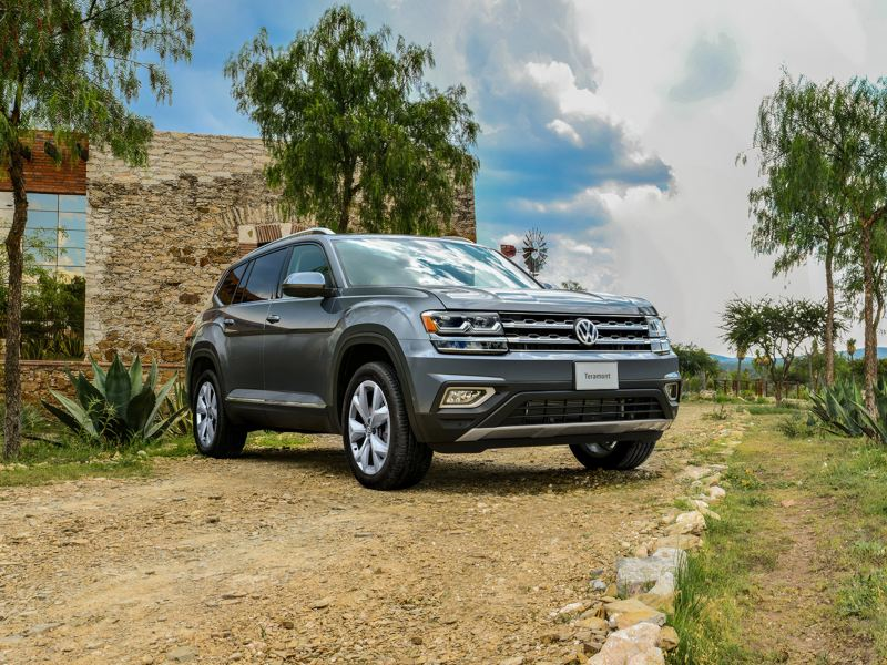 Teramont 2019 Volkswagen - Conoce las características y versiones de esta camioneta familiar