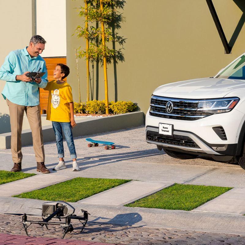 Nuevo Teramont 2021 SUV de Volkswagen
