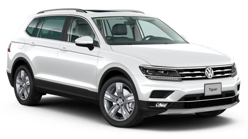Obtén una camioneta Tiguan a través a los planes de financiamiento Volkswagen