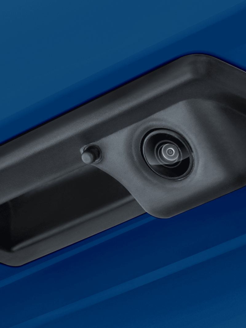 Cámara de visión trasera de SUV Tiguan 2021 para mayor practicidad