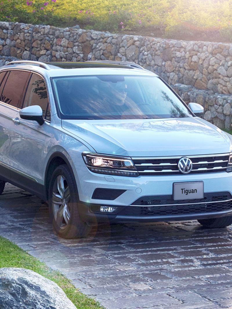 Tiguan Volkswagen, la camioneta familiar en marcha