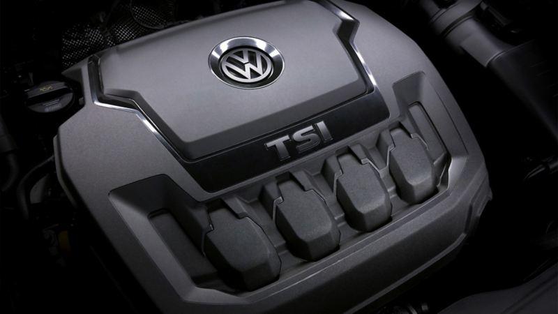 Motor TSI del SUV Tiguan 2020 de Volkswagen
