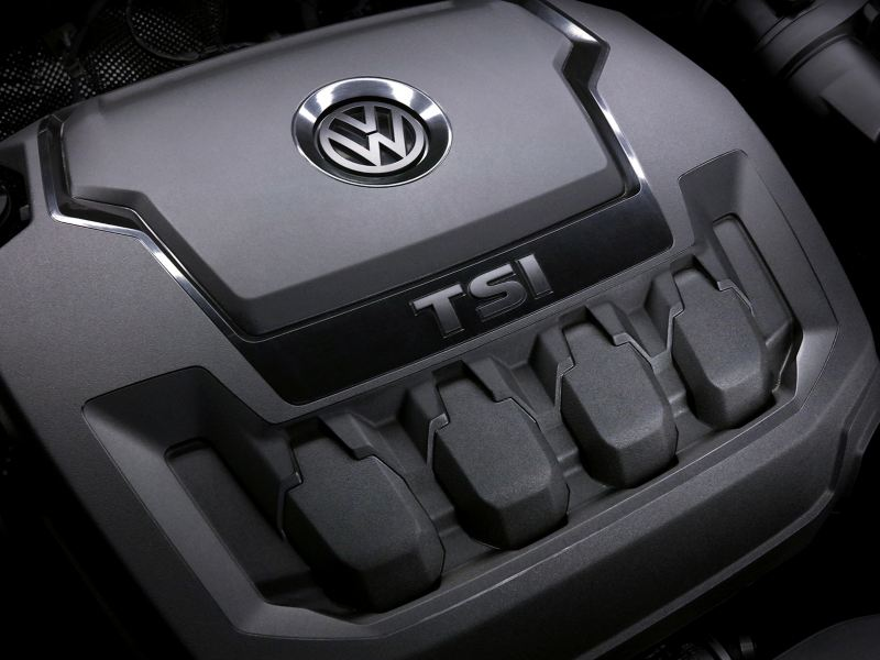 Motor TSI - El motor más eficiente y potente de Volkswagen