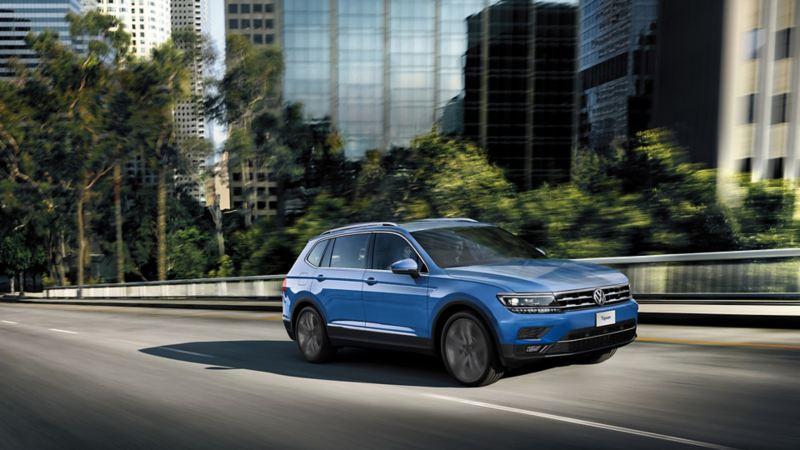Tiguan 2021, la camioneta Volkswagen con excelente rendimiento y motor potente