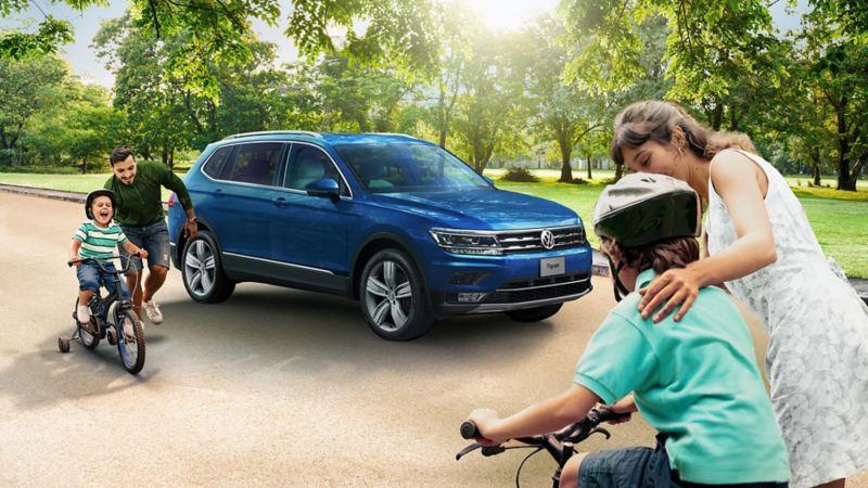 Nuevo Tiguan 2021 -Camioneta SUV de Volkswagen México