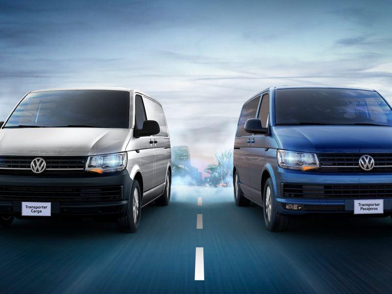 Camionetas de carga parte de la gama de Vehículos Comerciales de Volkswagen México