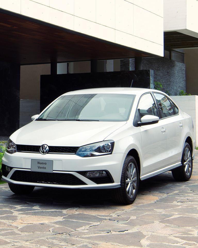 Nuevo Vento 2020 - El mejor auto familiar con seis bolsas de aire y rendimiento de gasolina
