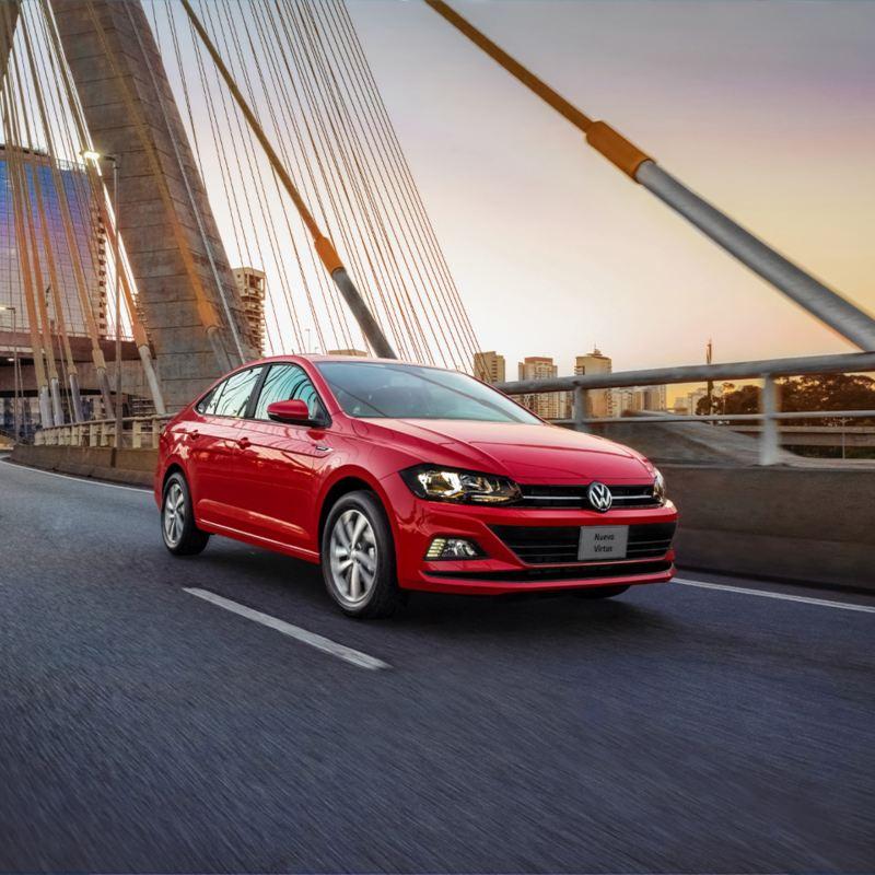 Nuevo Virtus 2020 - Automóvil sedán de Volkswagen