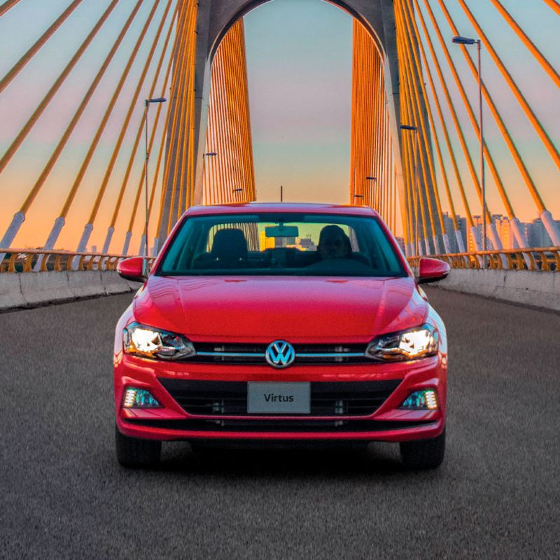 Virtus 2021 - Automóvil sedán de Volkswagen