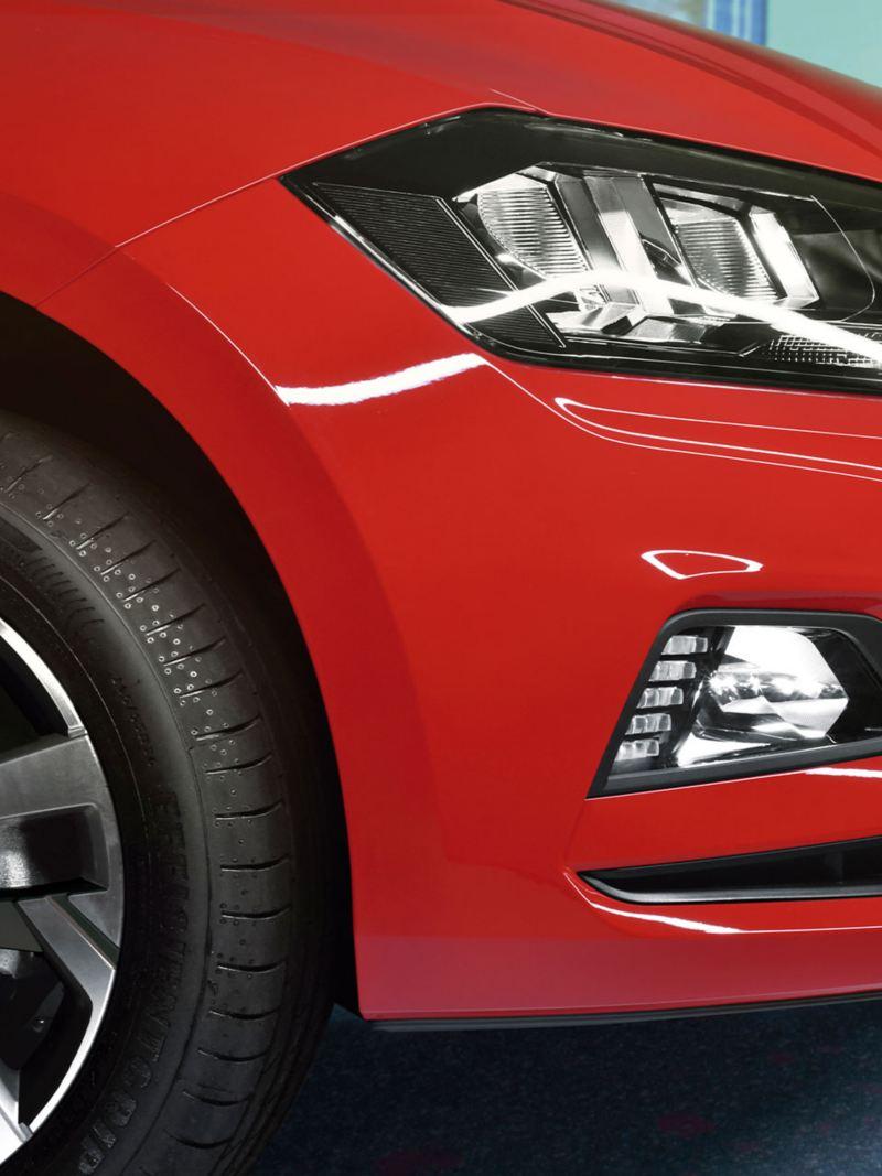 """Rines de aluminio de 16"""" de Virtus Volkswagen"""