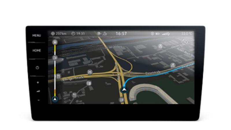 vw Volkswagen Connectivity navigasjon GPS Multivan 6.1 Transporter varebil personbil