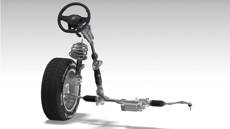 Volkswagen Véhicules Utilitaires Multivan 6.1 Direction assistée électromécanique
