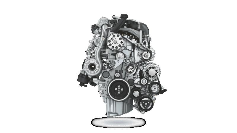 moteur du Multivan 6.1.