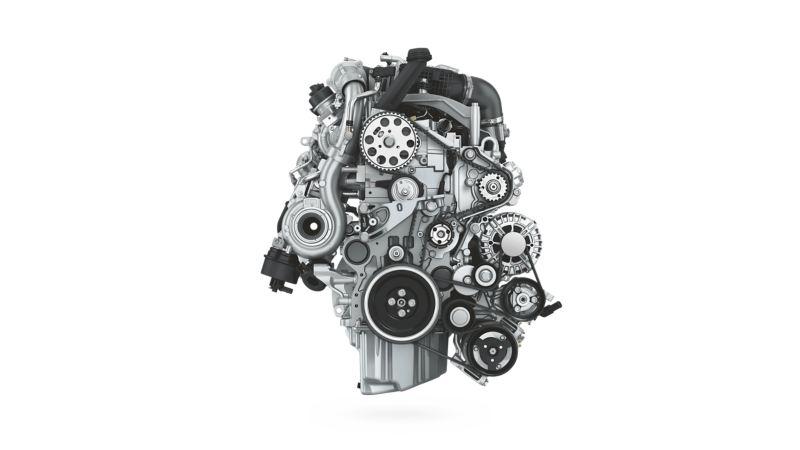 motor Multivan 6.1