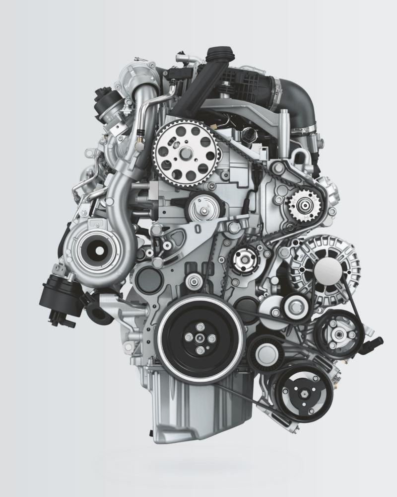 VW Transporter med BlueMotion Technology