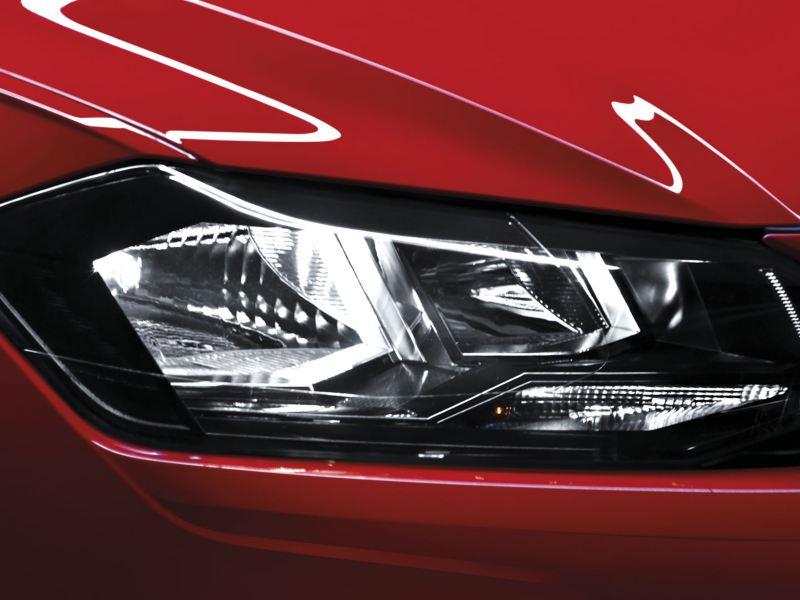 Faros bifocales de halogeno Virtus Volkswagen