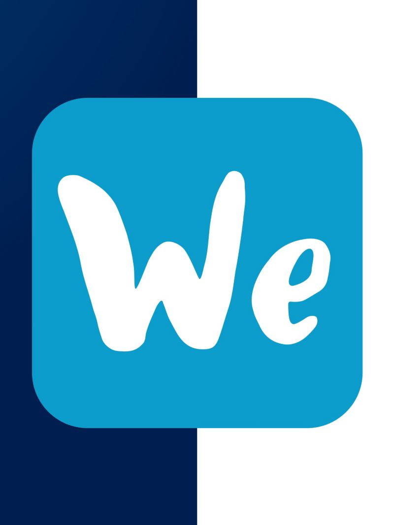 The We Connect icon.