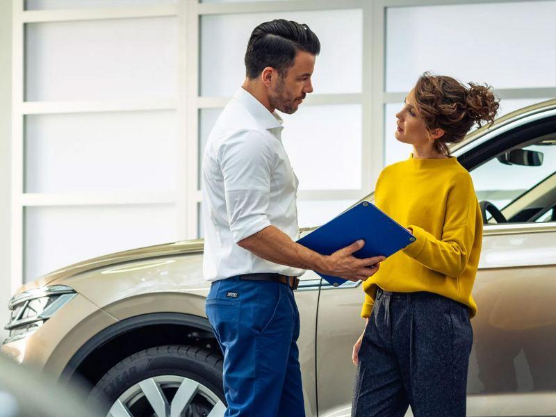 Volkswagen Fahrzeugservice