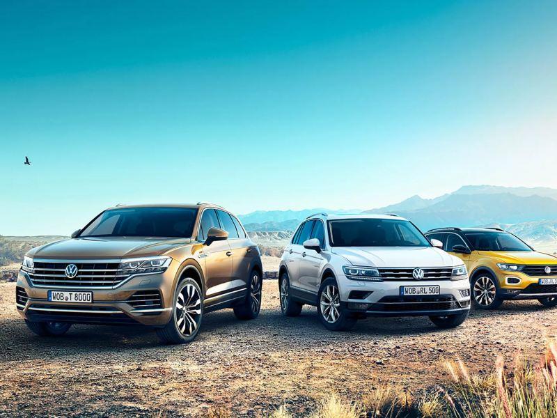 Volkswagen modèles