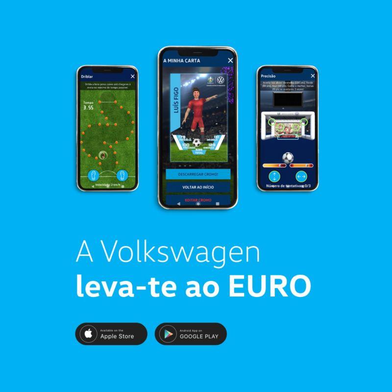 Volkswagen leva-te ao Euro