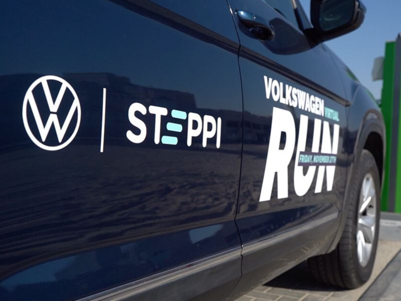 VW Partners with Steppi