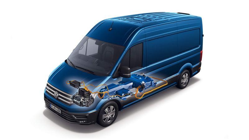 Minder onderhoudskosten elektrische bus