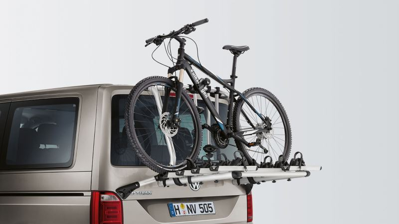 Cykelhållare till en Multivan