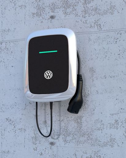 Volkswagen laddbox