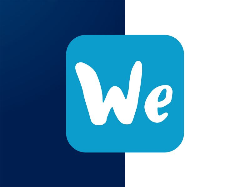 L'icône We Connect individuelle.