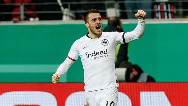 Filip Kostic - Eintracht Frankfurt