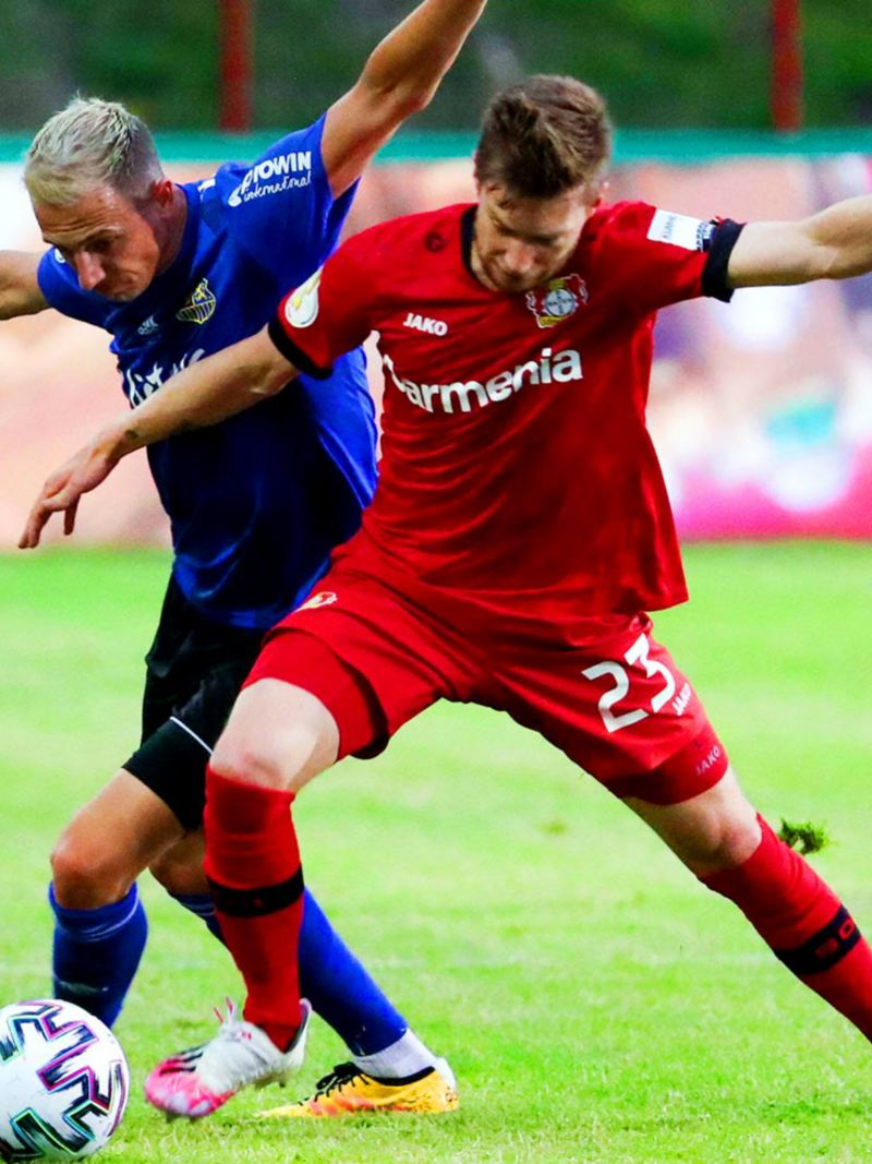 DFB-Pokal Halbfinale