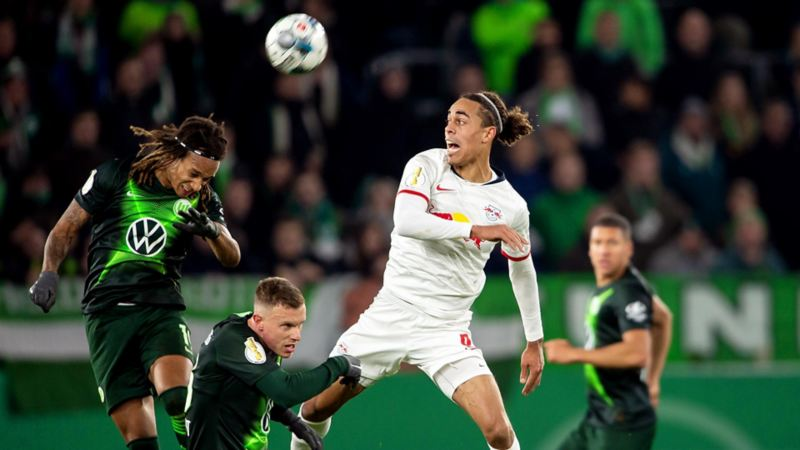 DFB-Pokal 2. Runde