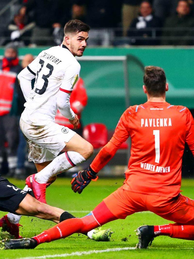 DFB-Pokal Viertelfinale