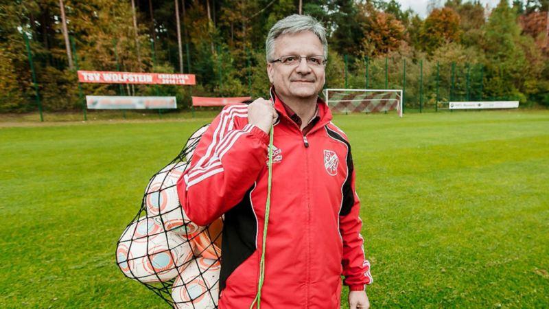 DFB-Ehrenamtlicher