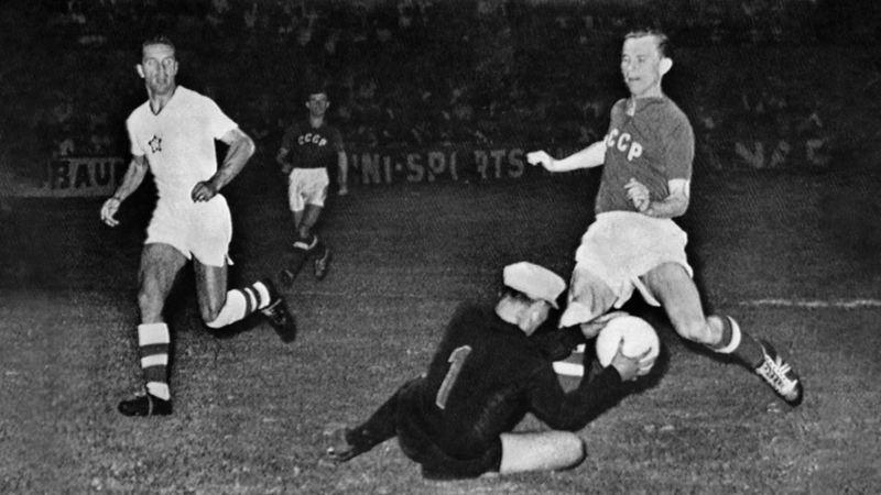 EURO Champs - 1960 UdSSR