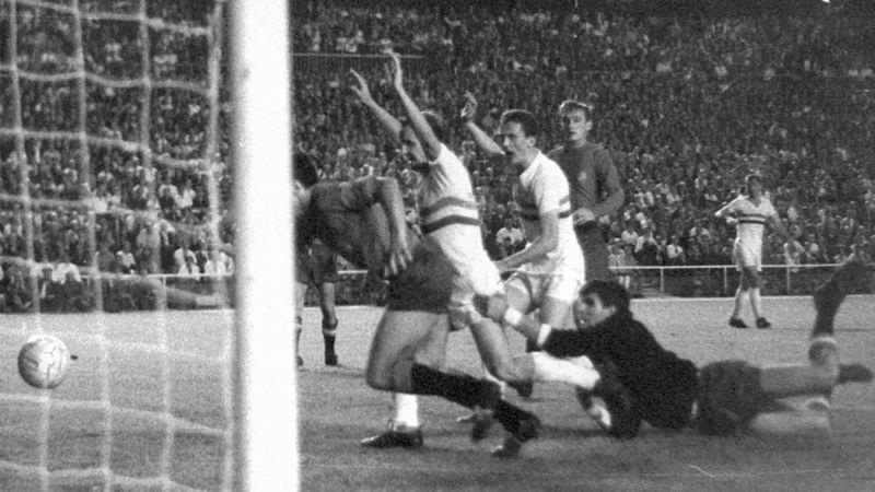 EURO Champs - 1964 Spanien