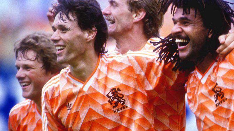 EM 1988 - Deutschland vs. Niederlande - Sieg