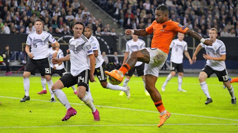 2019 - Deutschland vs. Niederlande - EM-Qualifikation