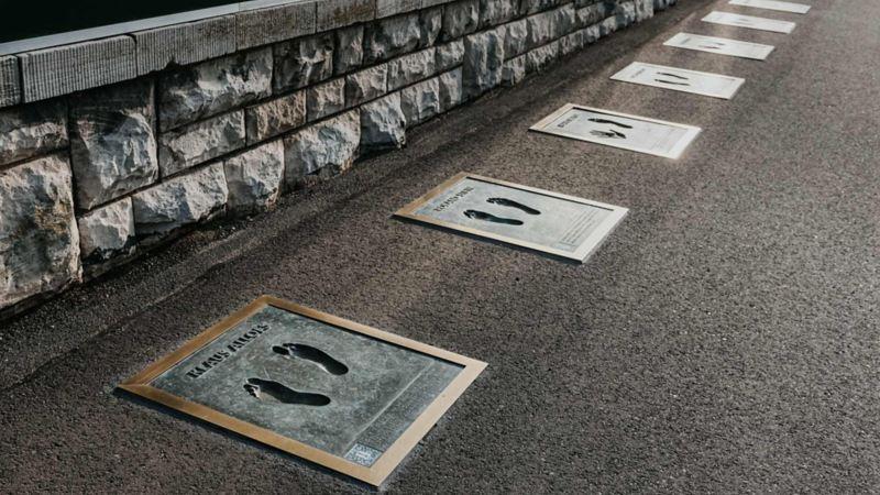 Der Walk of Fame
