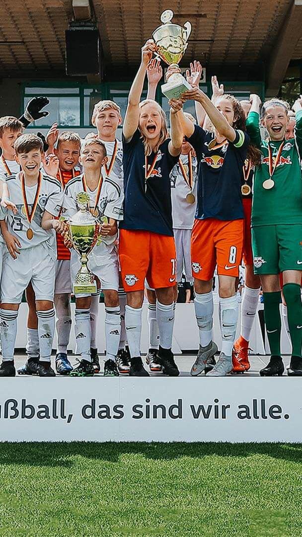 Volkswagen Junior Masters Siegerehrung