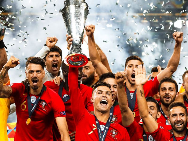 Nations League Finals Portugal Sieger